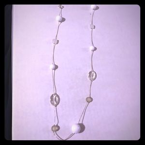 Long Dangling Necklace